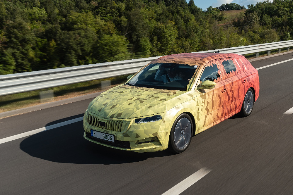 Πώς οι αυτοκινητοβιομηχανίες «καμουφλάρουν» τα οχήματα δοκιμών