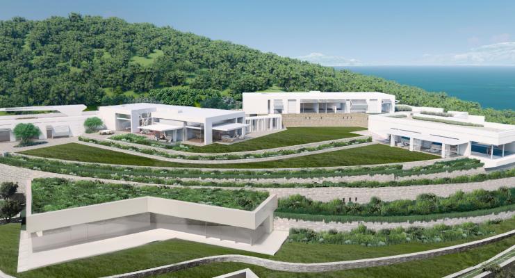 Ετσι θα είναι ο νέος Σκορπιός: Ολο το σχέδιο για τη μεταμόρφωση του θρυλικού νησιού σε VIP προορισμό [εικόνες]