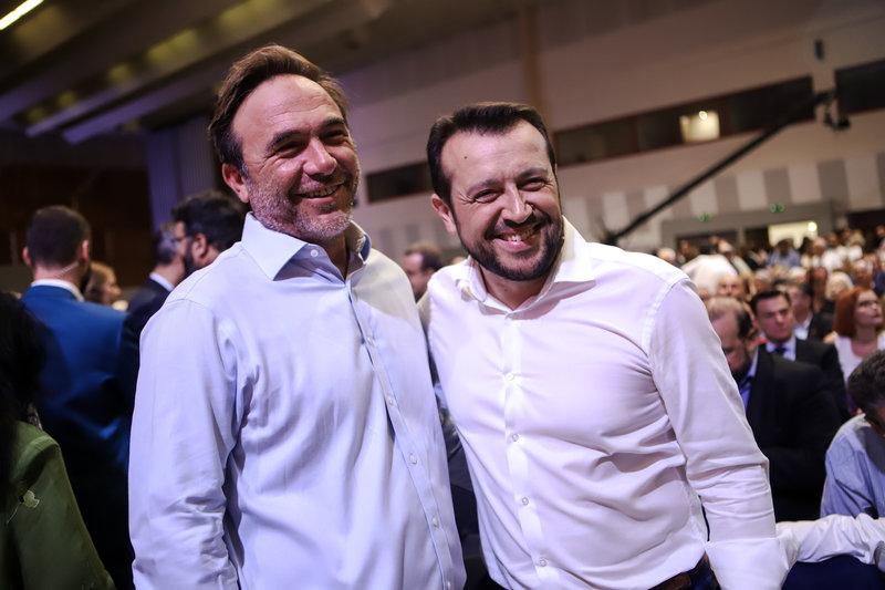 Πέτρος Κόκκαλης, Νίκος Παππάς στη ΔΕΘ 2019