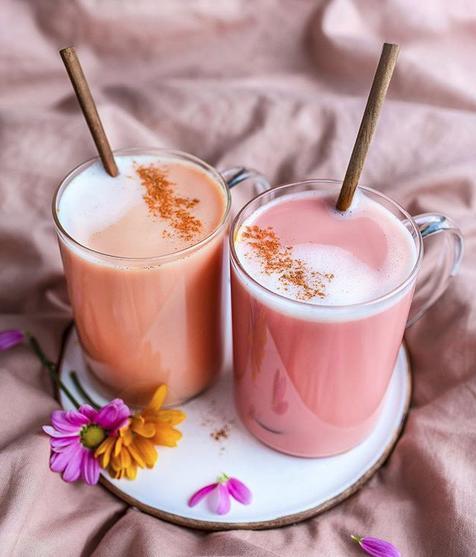 Τα πολύχρωμα smoothies της Βίρπι