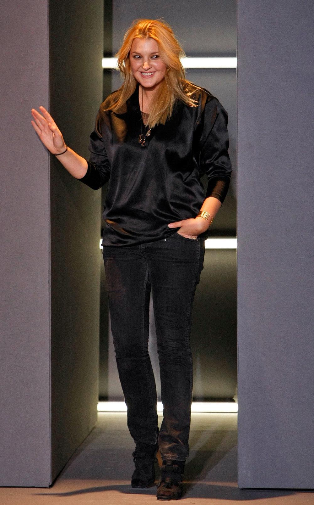 Η Ελληνίδα σχεδιάστρια μόδας Σοφία Κοκοσαλάκη