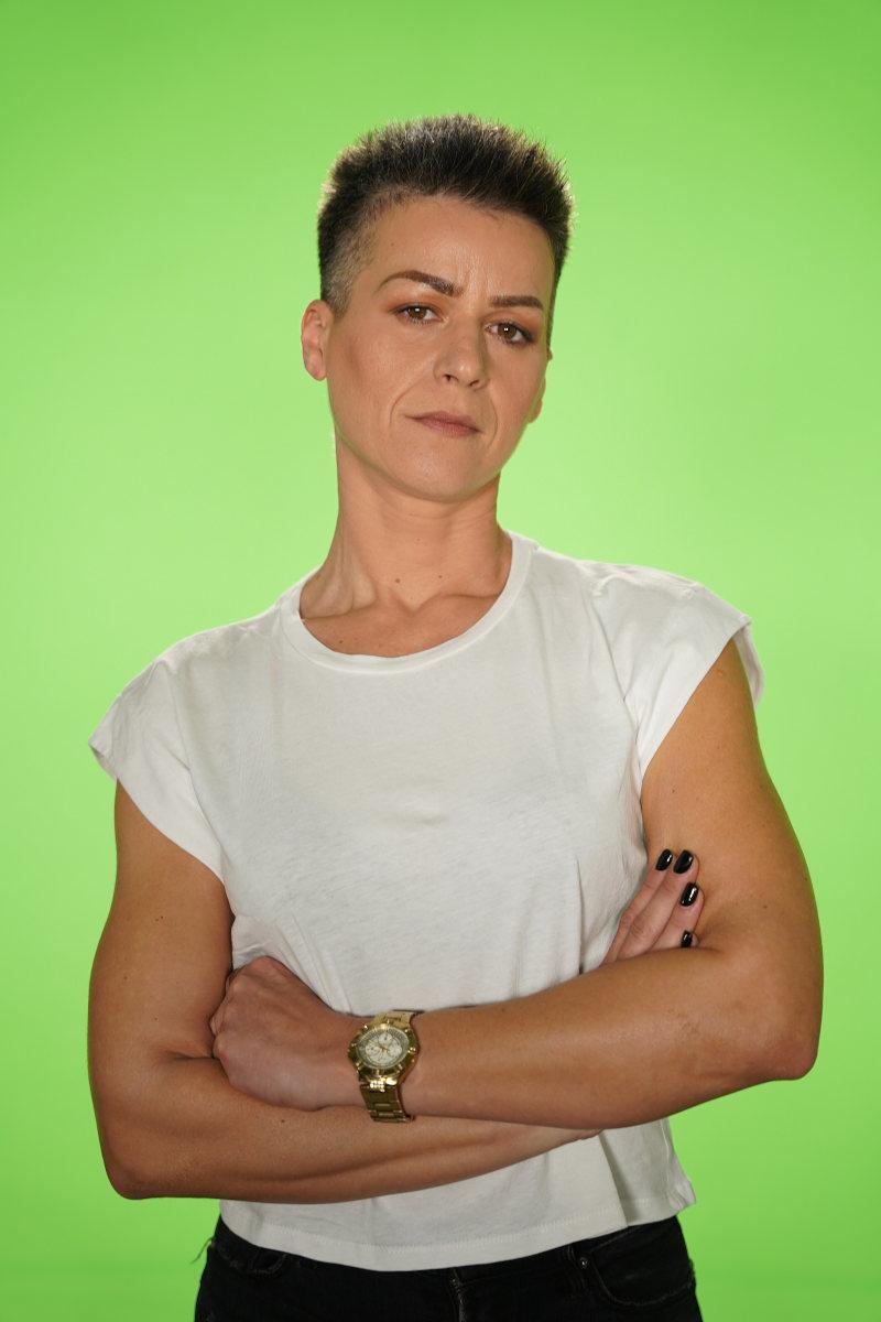 Σοφία Μαργαρίτη, 41 ετών, Υπάλληλος σε Συνεργείο Αυτοκινήτου