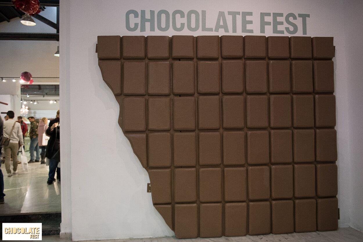 τοιχος σοκολατα