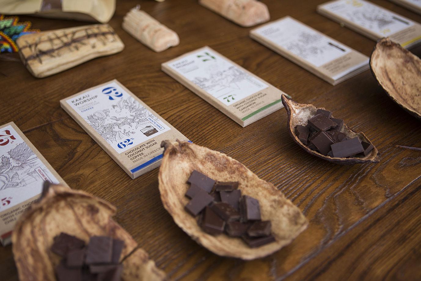 σοκολατες