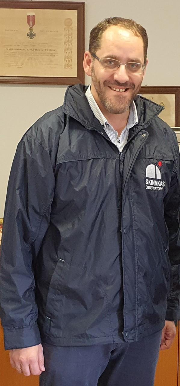 δημαρχος με μπουφαν