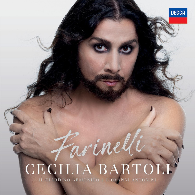 Το εξώφυλλο του άλμπουμ της σοπράνο Τσετσίλια Μπαρτόλι
