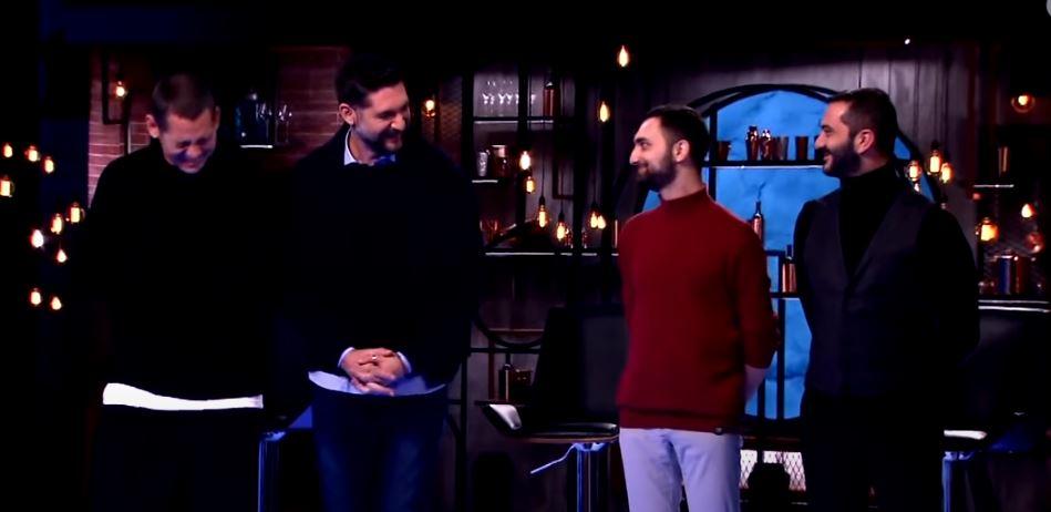 Σωτήρης Κοντιζάς και Πάνος Ιωαννίδης γελούν με την ψυχή τους στη θέα του «σωσία» του Λεωνίδα Κουτσόπουλου στο MasterChef 5