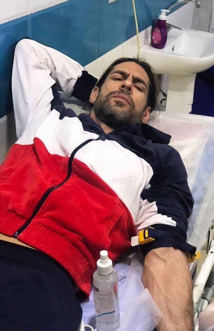 Σε νοσοκομείο του Ιράν βρέθηκε ο Γιάννης Σπαλιάρας