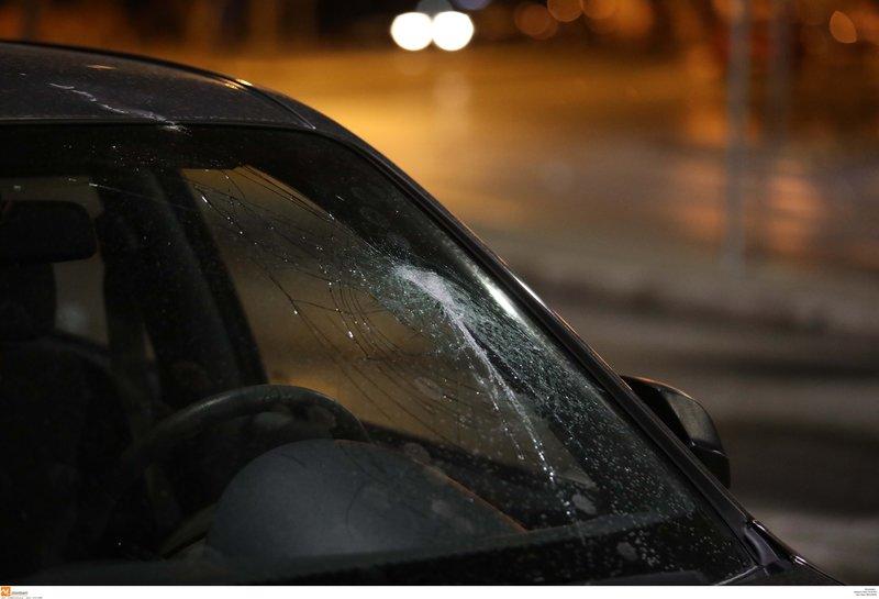 Σπασμένο αυτοκίνητο