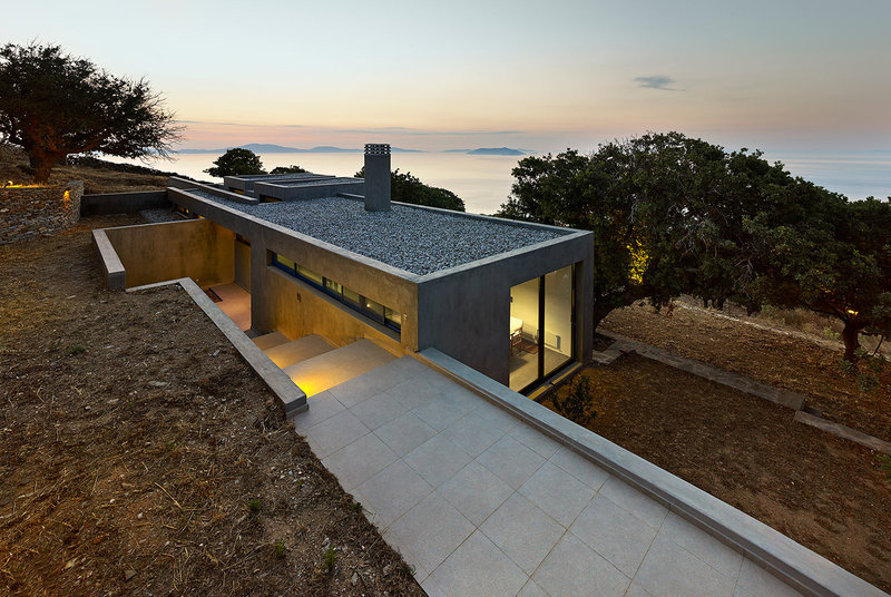 Σπίτι με θέα τη θάλασσα