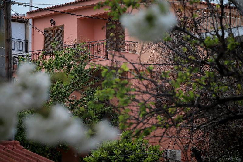 Το σπίτι της τραγωδίας στο Χαλάνδρι