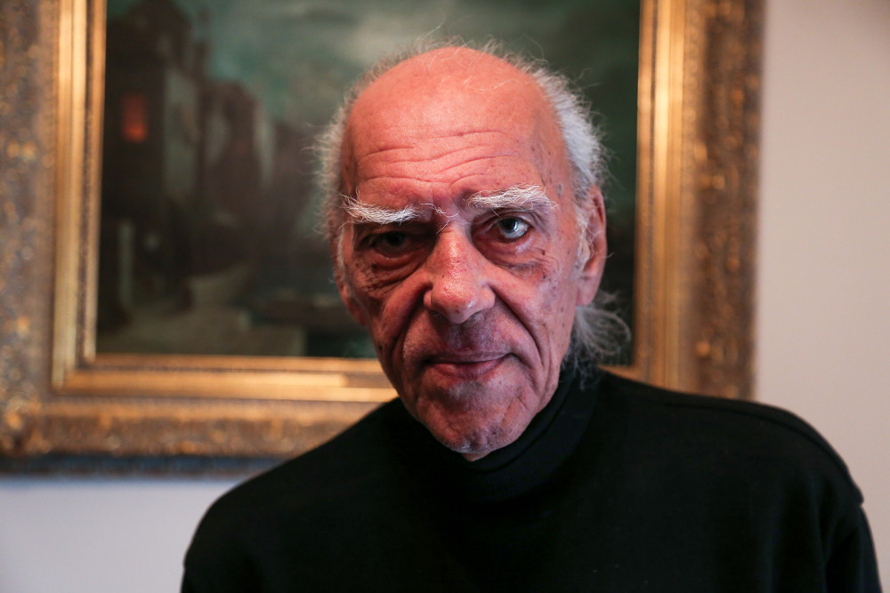 Ο Στέλιος Βαμβακάρης που έφυγε από τη ζωή σε ηλικία 72 ετών