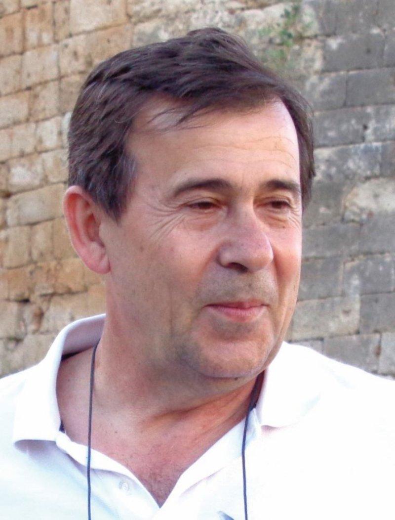 Ο δρ. Παιδαγωγικής, ιστορικός ερευνητής και συγγραφέας, Χάρης Στρατιδάκης