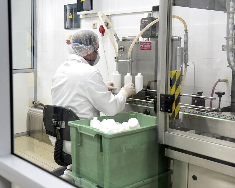 Τα αντισηπτικά κατασκευάζονται από κατασχεμένες ποσότητες αιθυλικής αλκοόλης