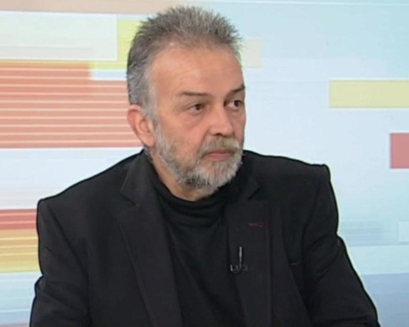 Ο κ. Στράτος Στρατηγάκης