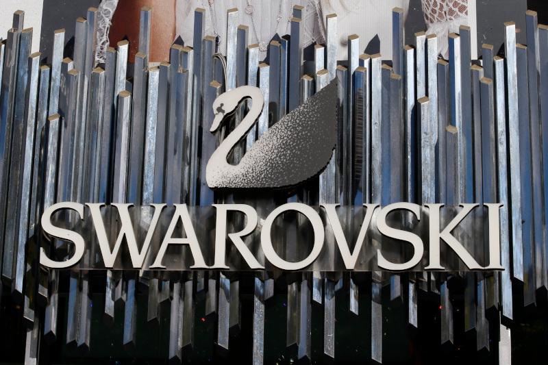 λογότυπο swarovski