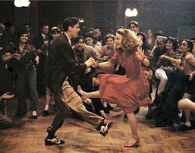 Σκηνή από το φιλμ «Swing Kids» (1993)