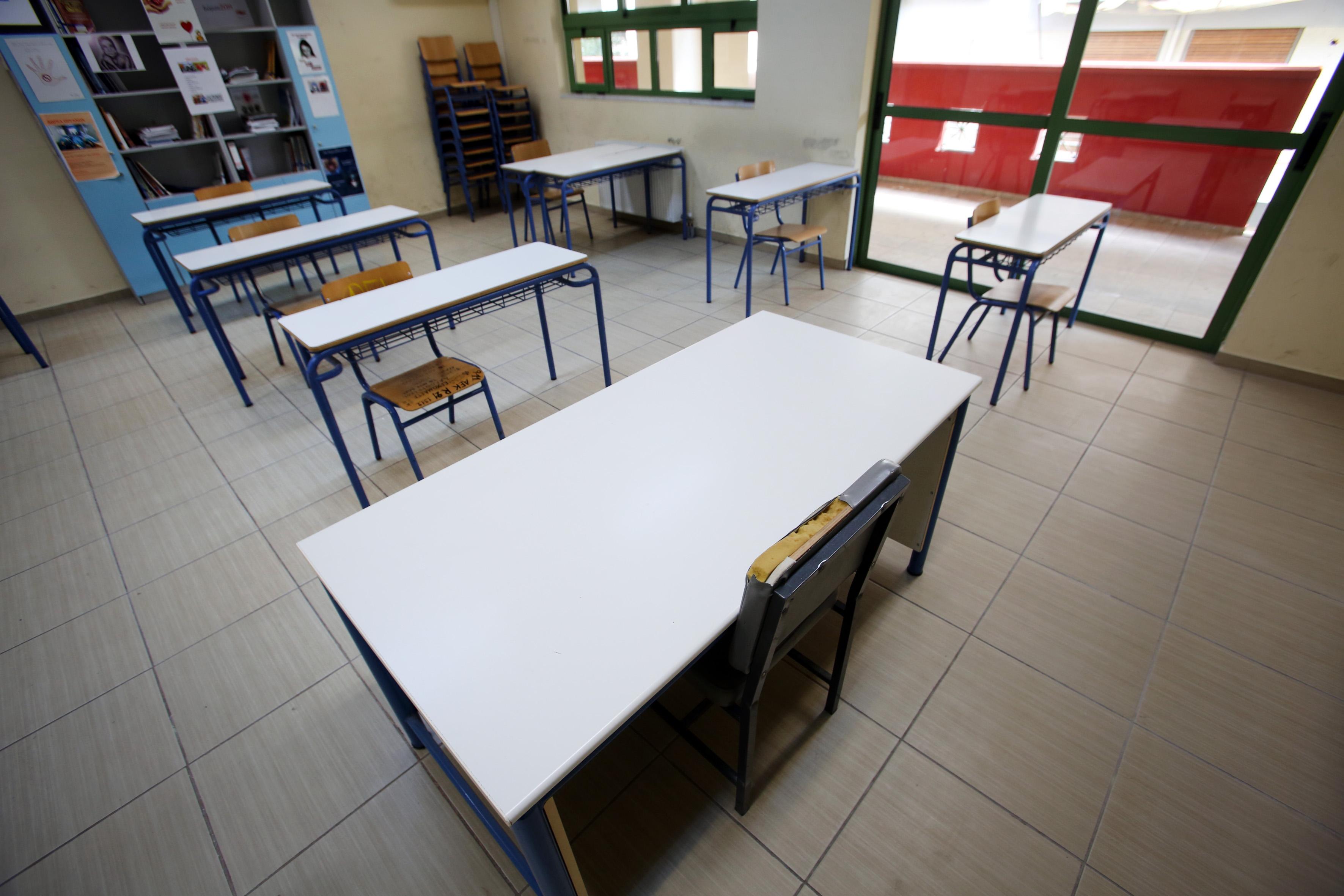 Αλλαγές στις σχολικές αίθουσες λόγω κορωνοϊού. Αυτή θα είναι η νέα εικόνα της τάξης