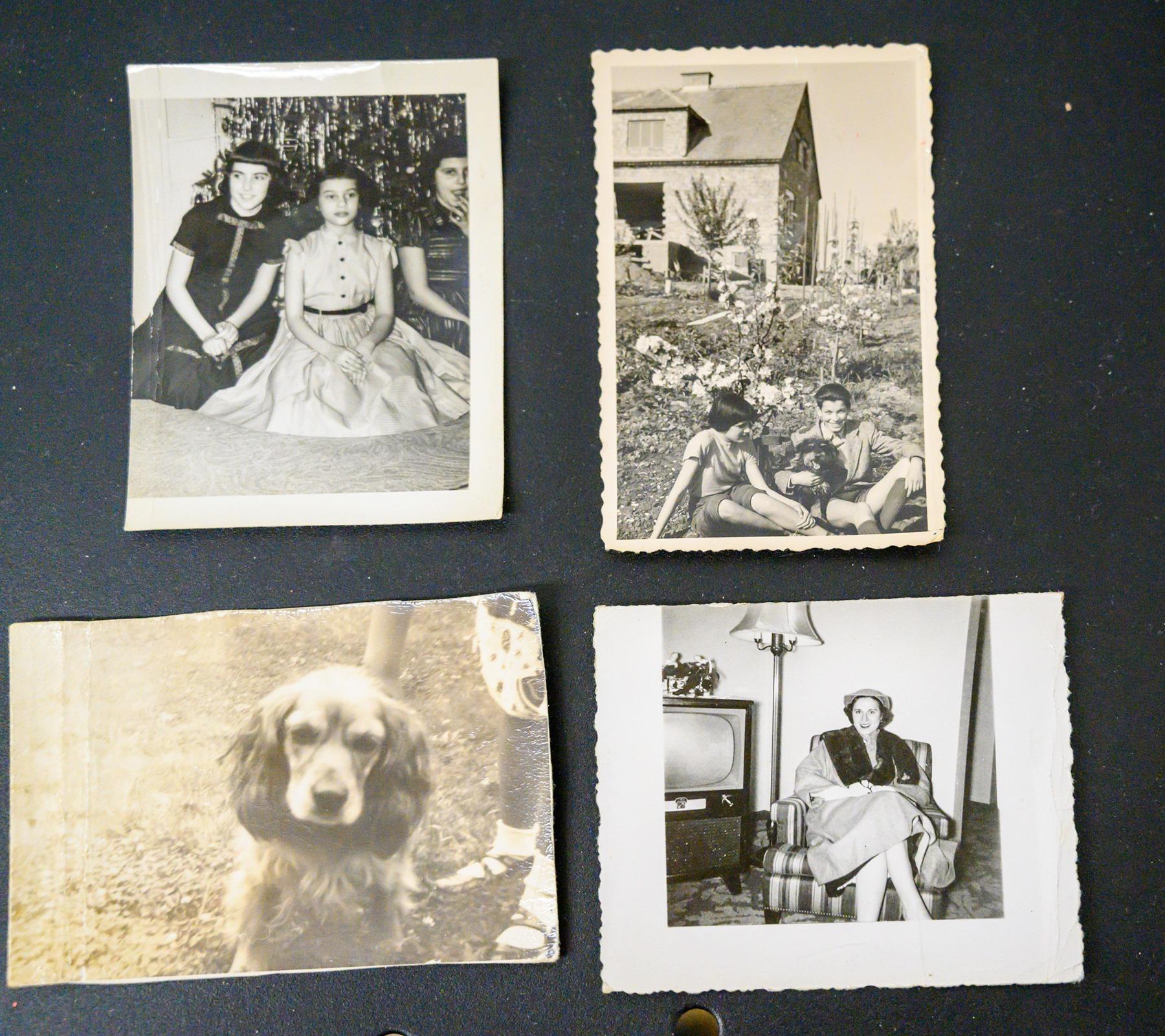 Φωτογραφίες που βρέθηκαν στην τσάντα της 14χρονης μαθήτριας από το μακρινό 1956