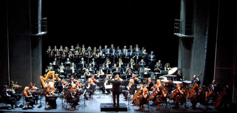 Η συμφωνική ορχήστρα του Δήμου Αθηναίων