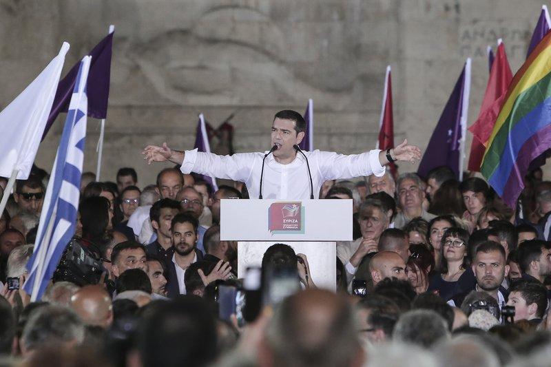 Τσίπρας: «Την Κυριακή ψηφίζουμε για την ζωή μας»