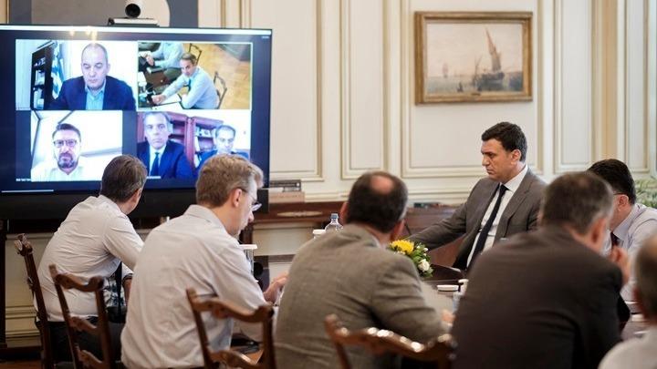 Πέτσας: Προς απαγόρευση τα πανηγύρια έως τέλος Ιουλίου -Για ποιες χώρες ανοίγουν τα σύνορα