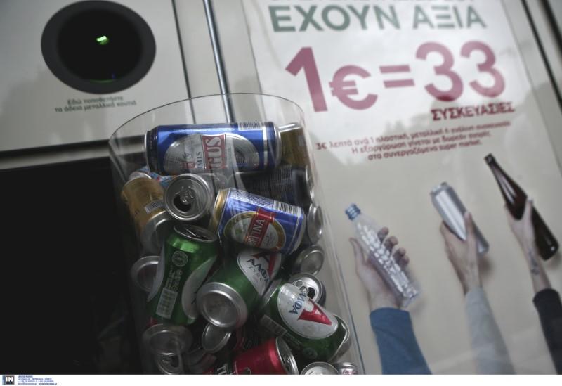 Συσκευασίες ανακύκλωσης
