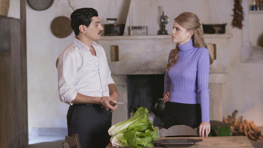 Ο Τάκης εκβιάζει την Ασημίνα. Πώς θα αντιδράσει η Δρόσω όταν μάθει τι έκανε πίσω από την πλάτη της στην αδελφή της