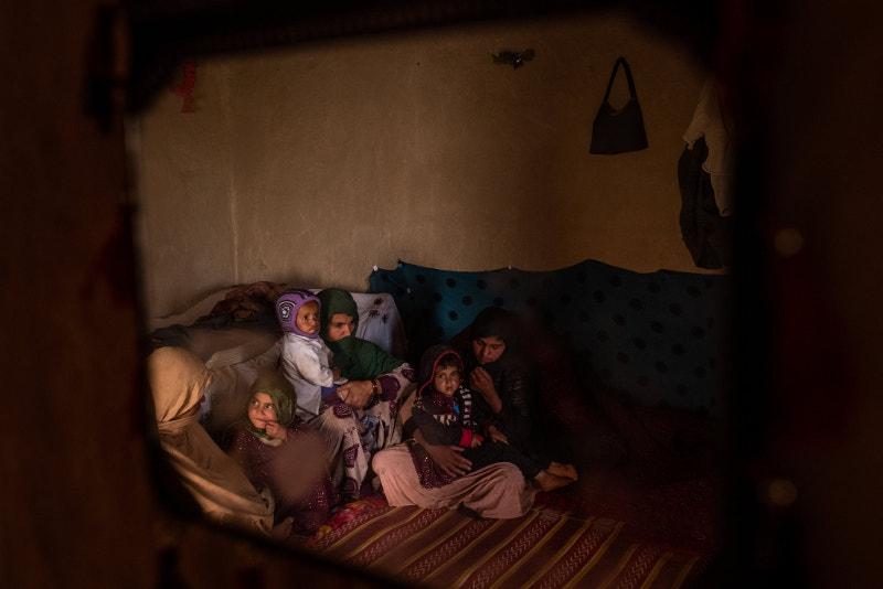 Η οικογένεια του Καν ζει στην Καμπούλ
