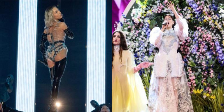Τάμτα και Κατερίνα Ντούσκα ετοιμάζονται για την μεγάλη τους εμφάνιση στον τελικό της Eurovision