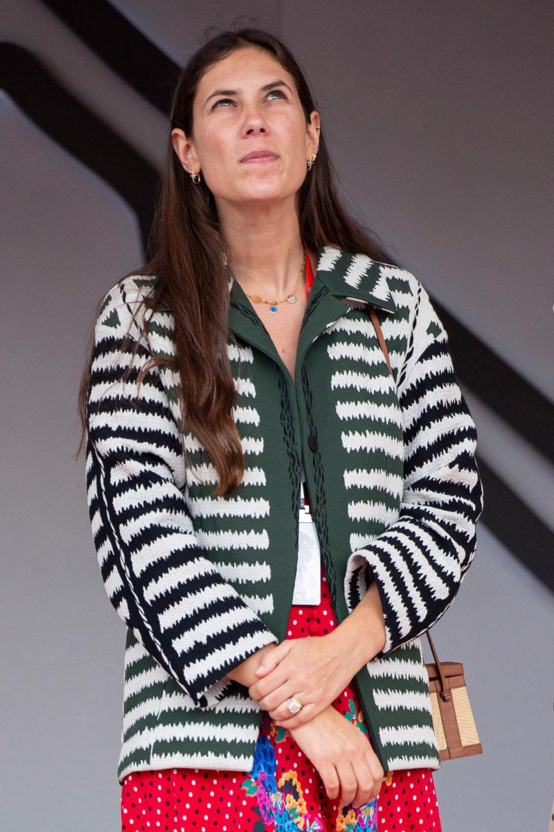 Η Τατιάνα Σάντο Ντομίνγκο έχει δικό της οίκο μόδας με βιώσιμα προϊόντα