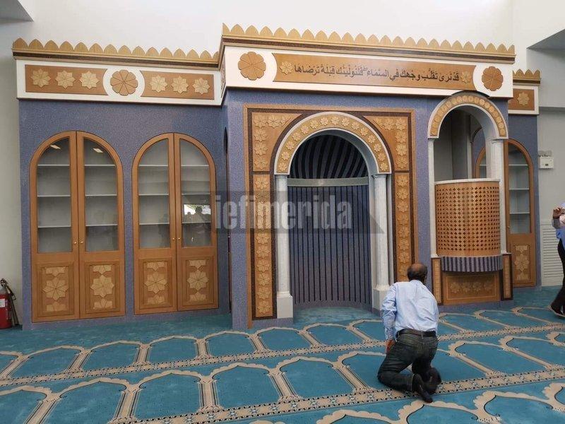 Το Ισλαμικό Τέμενος της Αθήνας
