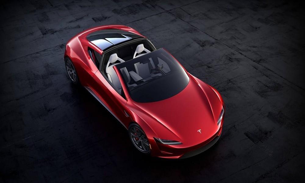 Το Tesla Roadster είναι καταιγιστικά γρήγορο, με 0-100 χλμ./ώρα σε λιγότερο από 2''