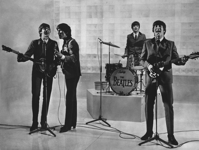 Οι Beatles το πιο δημοφιλές συγκρότημα στην ιστορία της μουσικής