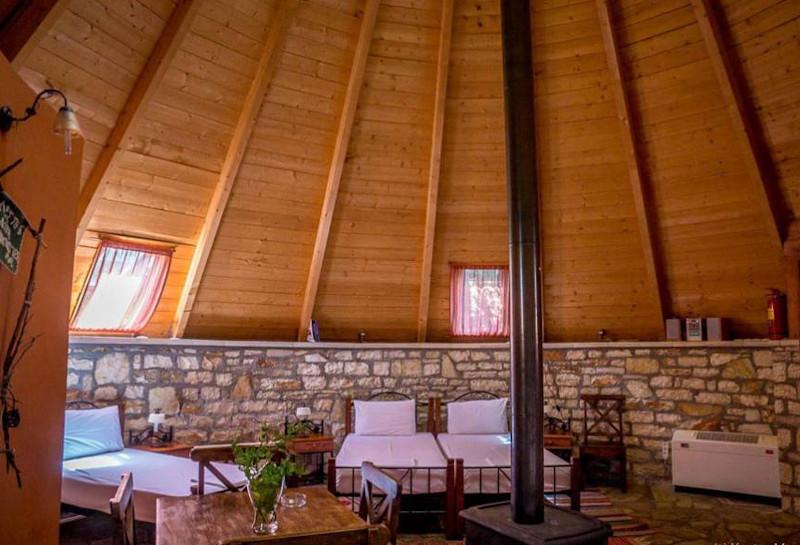 Δωμάτιο σε σπιτάκι στα Τζουμέρκα