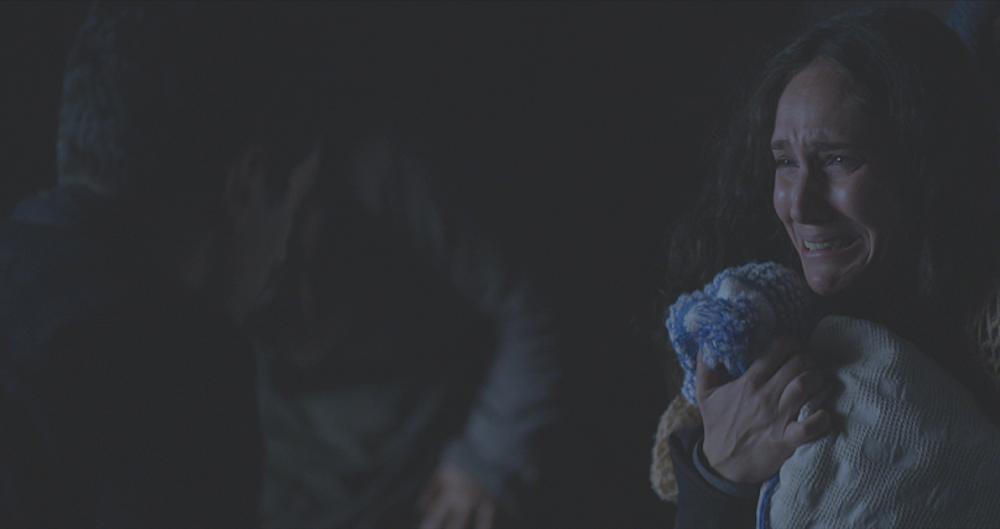 Η Βασιλική και ο Θέμης στο καταφύγιο με το μωρό τους στο «Κόκκινο Ποτάμι»