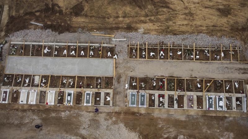 Ξεχωριστό τμήμα στο νεκροταφείο Θεσσαλονίκης για τα θύματα κορωνοϊού