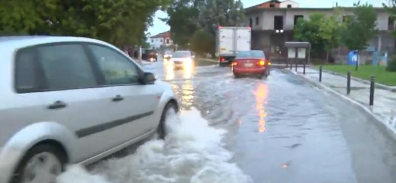 Θεσσαλονίκη πλημμύρες