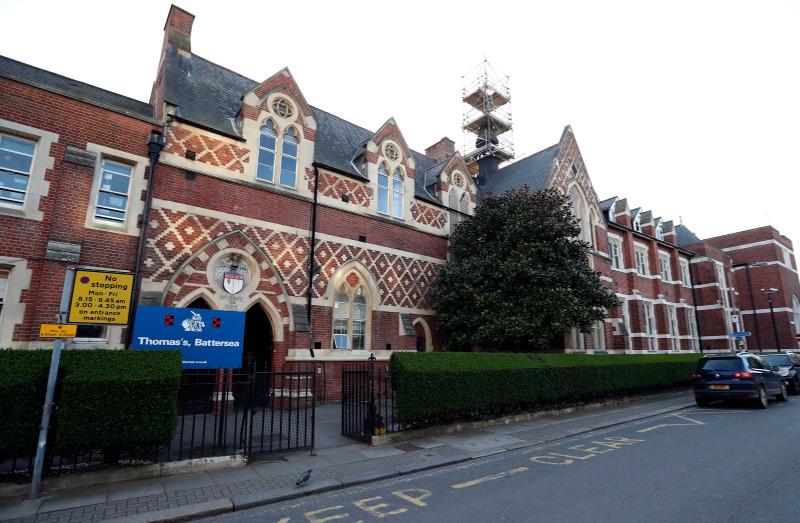 Το Thoma's Battersea όπου θα φοιτήσουν ο πρίγκιπας Τζορτζ και η πριγκίπισσα Σάρλοτ