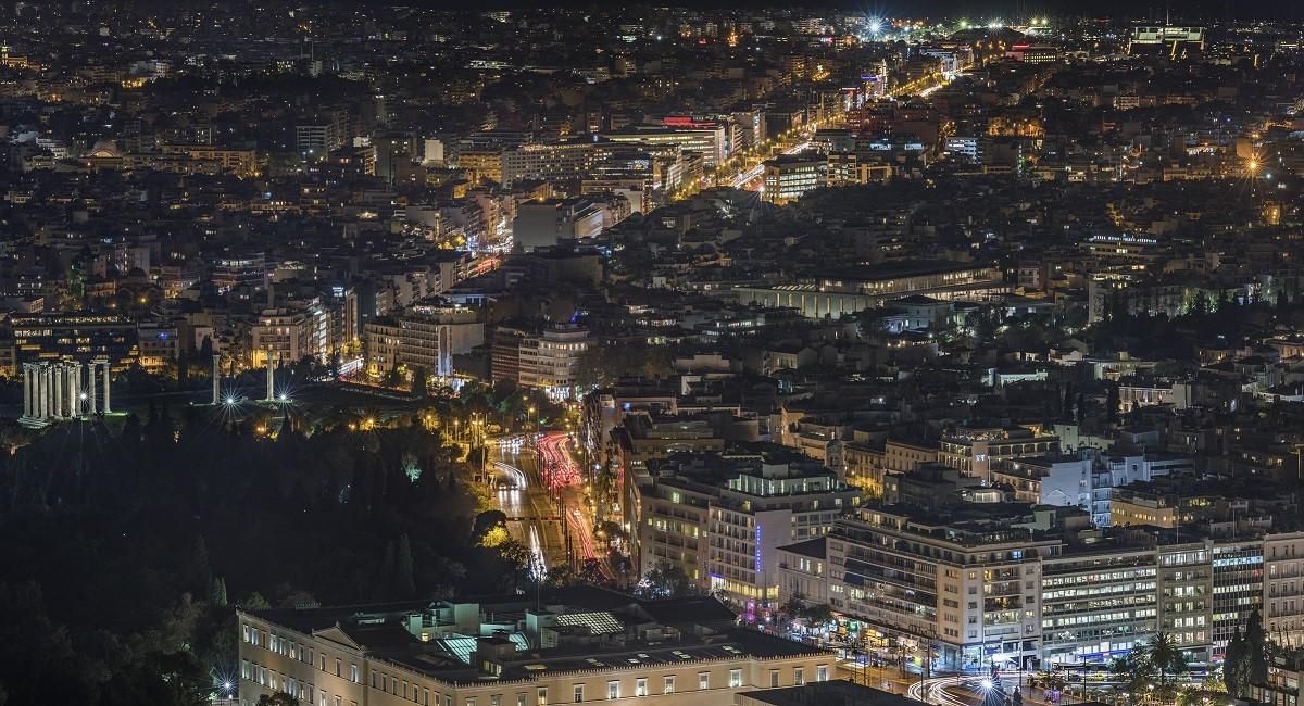 Αθήνα από ψηλά