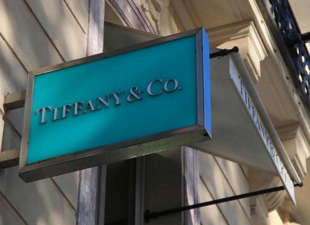 Ο αμερικανικός οίκος κοσμημάτων Tiffany's