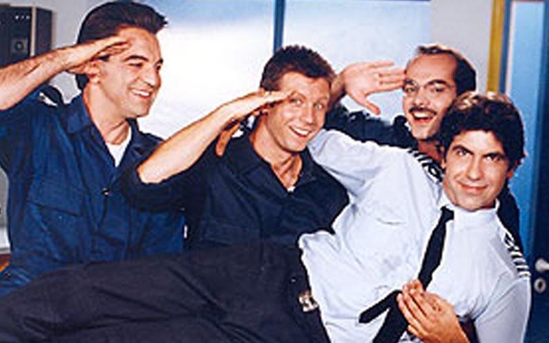 Η σειρά «Της Ελλάδος τα παιδιά» που έκανε πρεμιέρα στον ΑΝΤ1 το 1993