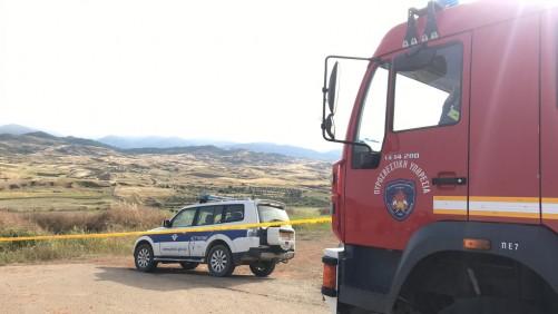 Το σημείο που βρέθηκε το πτώμα καθ΄υπόδειξη του serial killer στην Κύπρο