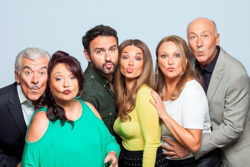 Οι πρωταγωνιστές της σειράς του ALPHA, «Το Σόι Σου»
