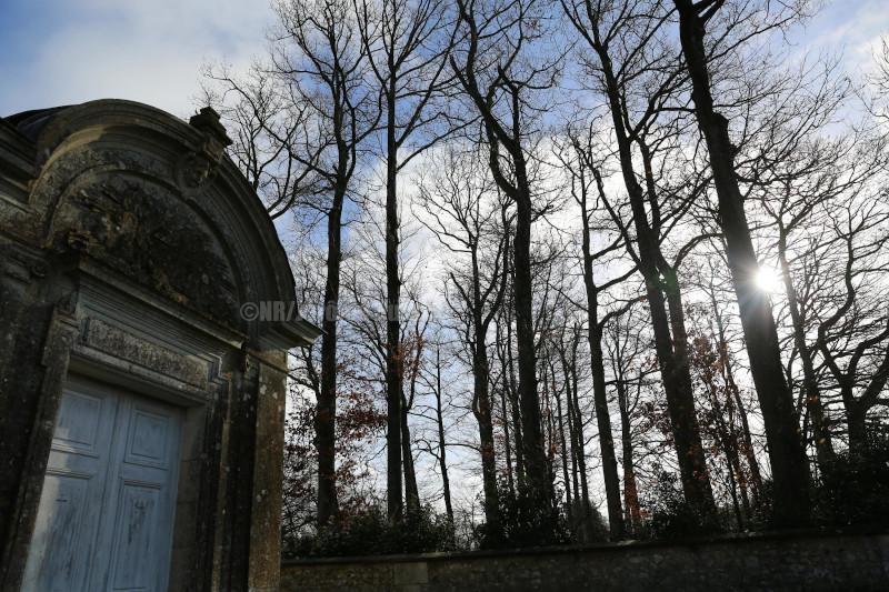 Η τελευταία κατοικία του Ζισκάρ Ντ' Εστέν στο Ωτόν της κεντρικής Γαλλίας