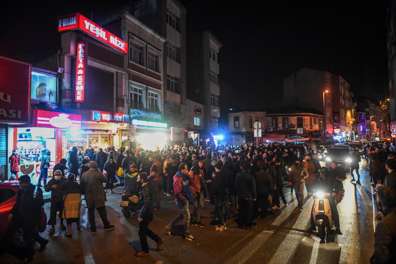 Χάος στην Τουρκία μετά το lockdown λόγω κορωνοϊού