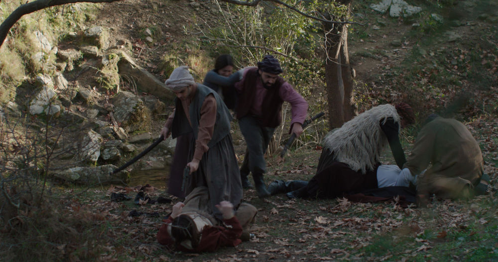 Τούρκοι ληστές βιάζουν την Σοφία και την Αρίν στο επεισόδιο της Κυριακής στο «Κόκκινο Ποτάμι»