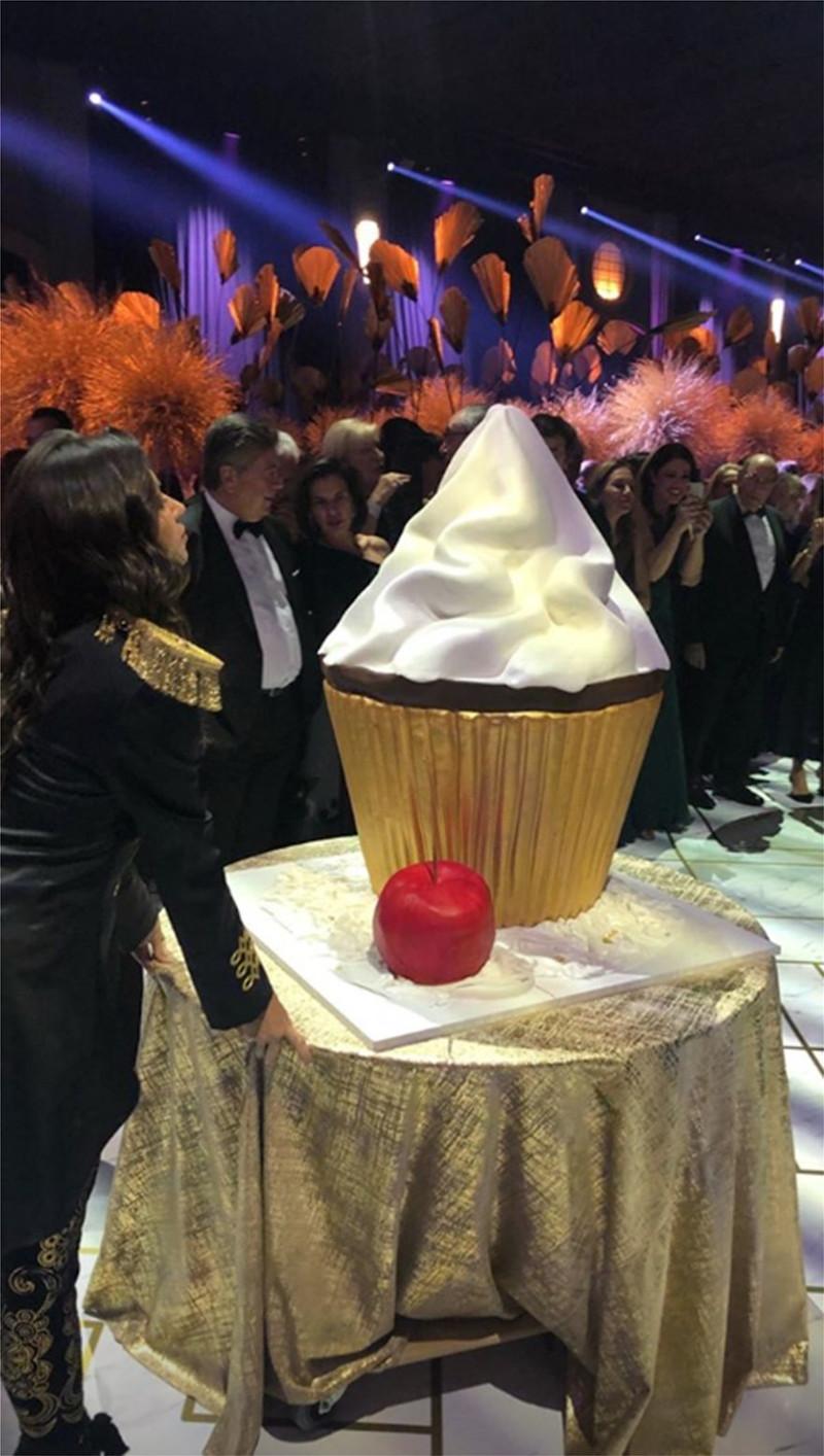 Τούρτα cupcake!
