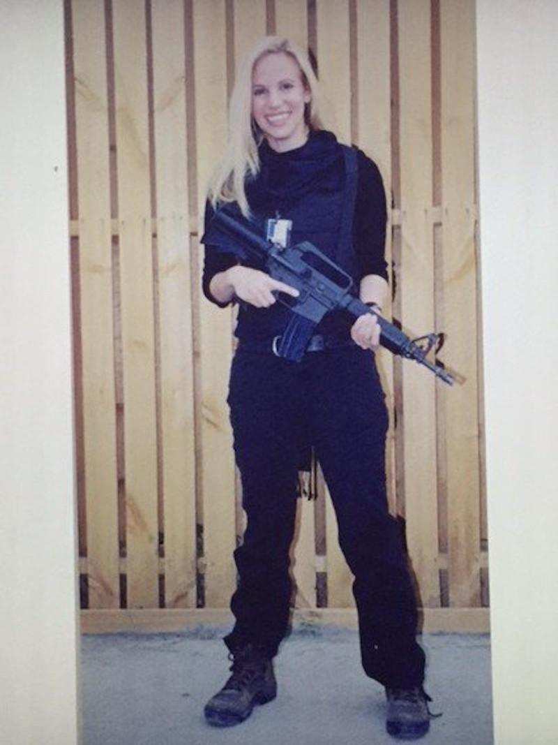 H Τρέισι Γουόλντερ έπιασε δουλειά στη CIA σε ηλικία 21 ετών.