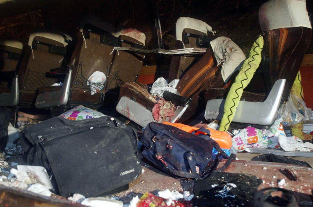tragodia tempi5 - Σαν σήμερα: Η τραγωδία στα Τέμπη που στοίχισε την ζωή 21 μαθητών